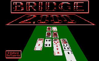 Screenshot of Bridge 2000