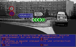 Screenshot of Code Facile