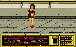 Screenshot of Bangkok Knights