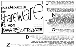 Thumbnail of other screenshot of Puzzlepuzzle