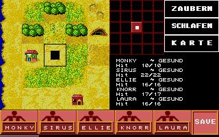 Screenshot of Dark Stone Ritual