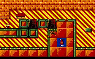 Screenshot of Speedy Joe