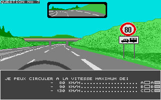 Thumbnail of other screenshot of Codoroute vol.4 - Tests Module 1