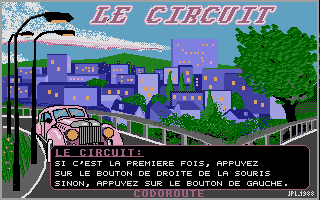 Thumbnail of other screenshot of Codoroute vol.1 - Le Circuit