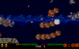 Screenshot of Dragon Breed