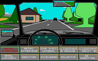 Screenshot of Codoroute vol.3 - Tableau de Bord