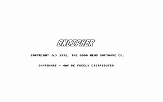 Thumbnail of other screenshot of Gncipher