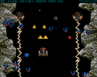 Screenshot of Lethal Xcess XL