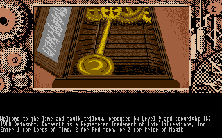 Screenshot of Time and Magik - The Trilogy