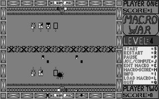 Screenshot of Macro War