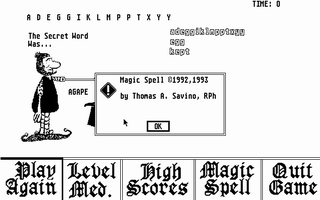 Thumbnail of other screenshot of Magic Spell