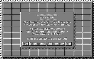 Thumbnail of other screenshot of Seb's Memory