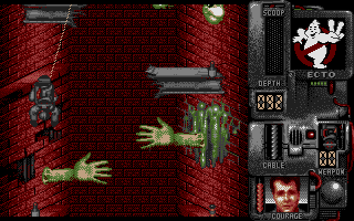 Screenshot of Ghostbusters 2
