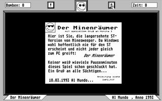 Thumbnail of other screenshot of Der Minenräumer