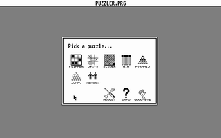 Thumbnail of other screenshot of Puzzler