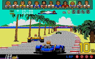 Screenshot of Power Drift