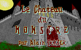Thumbnail of other screenshot of Chateau Du Monstre, Le