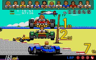Thumbnail of other screenshot of Power Drift