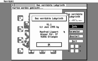 Thumbnail of other screenshot of Das Verruckte Labyrinth
