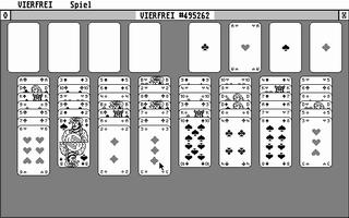 Screenshot of Vierfrei