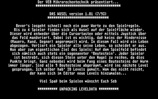 Thumbnail of other screenshot of Das Wusel
