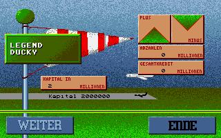 Screenshot of Airline ST II