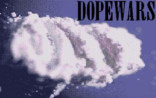 Screenshot of Dopewars