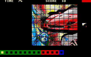 Screenshot of EyeStrain!