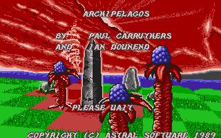 Screenshot of Archipelagos