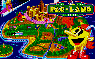 Thumbnail of other screenshot of Pac-Land
