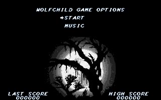 Screenshot of Wolfchild