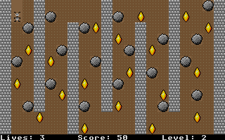 Thumbnail of other screenshot of Boulder Smash