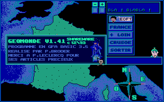 Thumbnail of other screenshot of Geomonde