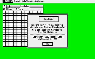 Screenshot of Landmine