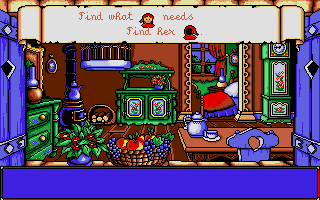 Thumbnail of other screenshot of Once Upon A Time -  Little Red Riding Hood