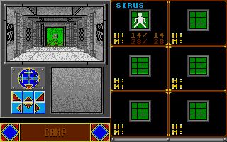 Thumbnail of other screenshot of Sandor II - Kotalan Und Die Drei Schwester'n