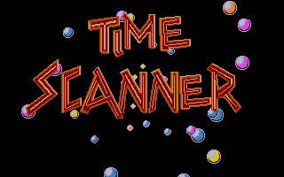 Screenshot of Time Scanner