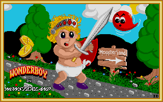 Thumbnail of other screenshot of Wonderboy in Monsterland