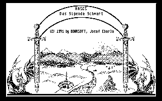Thumbnail of other screenshot of Hascs II - Das Sigende Schwert