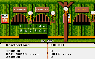 Screenshot of Mine & Markt