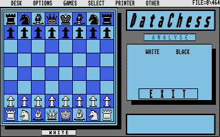 Thumbnail of other screenshot of DataChess II