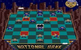 Screenshot of Cops and Robbers Chess