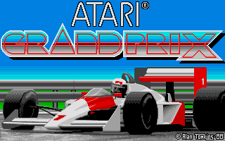 Thumbnail of other screenshot of Atari Grand Prix