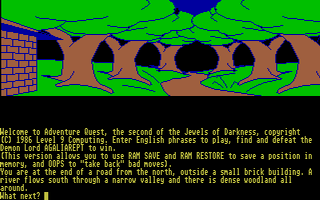 Thumbnail of other screenshot of Jewels Of Darkness Trilogy
