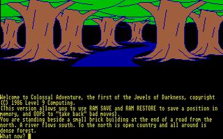 Screenshot of Jewels Of Darkness Trilogy