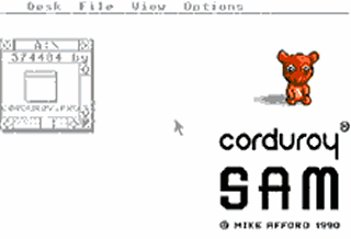 Thumbnail of other screenshot of Corduroy Sam