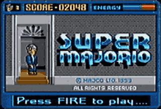Thumbnail of other screenshot of Super Majorio