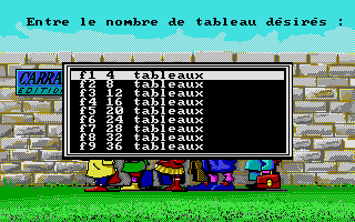 Thumbnail of other screenshot of Barre l'intrus