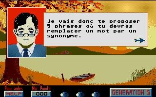 Thumbnail of other screenshot of 4 Saisons De L'Écrit, Les - CE/CM