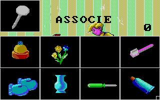 Screenshot of Associe